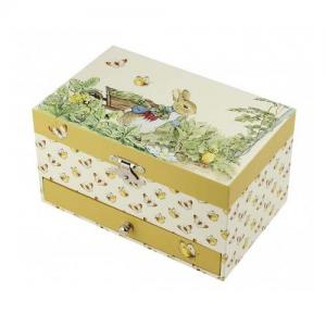 Trousselier Music Box Peter Rabbit