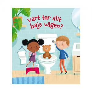 Tukan Förlag Bok Titta Bakom Luckorna Vart Tar Allt Bajs Vägen?