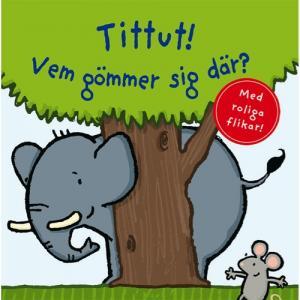Tukan Förlag Book Peek-a-boo! Who hides there?