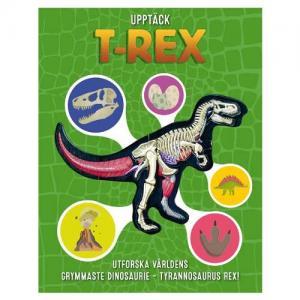 Tukan Förlag Book Discover T-Rex