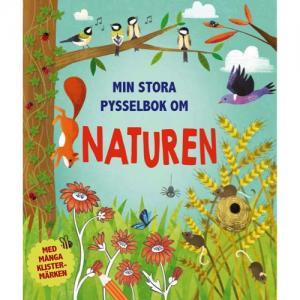 Tukan Förlag Min Stora Pysselbok om naturen