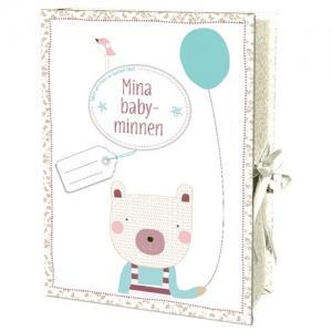 Tukan Förlag Mina Babyminnen - Bok