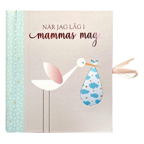 Tukan Förlag Book - When I Was in My Mom's Tummy
