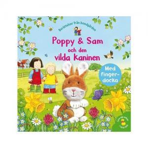 Tukan Förlag Poppy & Sam Och Den Vilda Kaninen Bok