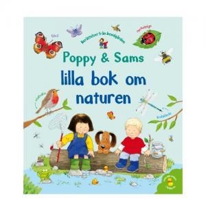 Tukan Förlag Poppy & Sams Lilla Bok Om Naturen