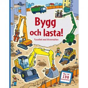 Tukan Förlag Pysselbok Bygg och lasta