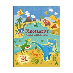 Tukan Förlag Pysselbok Dinosaurier