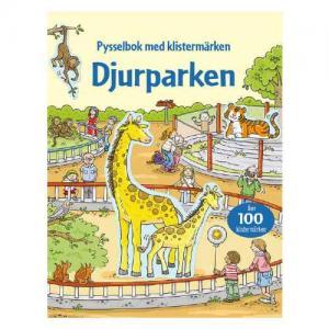 Tukan Förlag Activity Book The Zoo