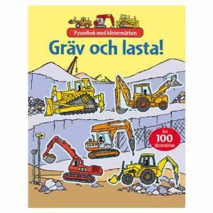Tukan Förlag Pysselbok Gräv och lasta