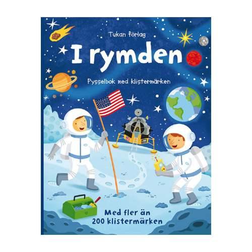 Tukan Förlag Activity Book In Space