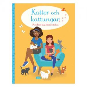 Tukan Förlag Pysselbok Katter & Kattungar