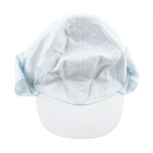Nordic Label ​Cap with Neck Protection Blue