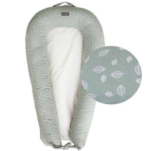 Vinter & Bloom Baby Sleep Nest Mild Green Oeko-Tex