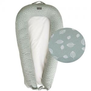 Vinter & Bloom Baby Sleep Nest Mild Green Oeko-Tex