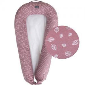 Vinter & Bloom Baby Sleep Nest Soft Pink Oeko-Tex