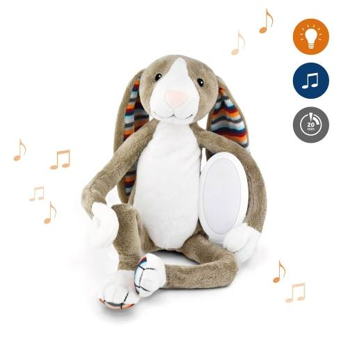 Zazu Gosedjur med Nattlampa & Melodier Hare Bo