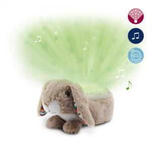 Zazu Ruby Star Porjector Nightlight & Melodies
