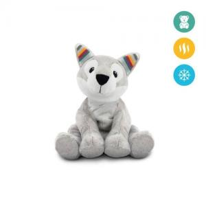Zazu Heatable soft toy Howy Husky