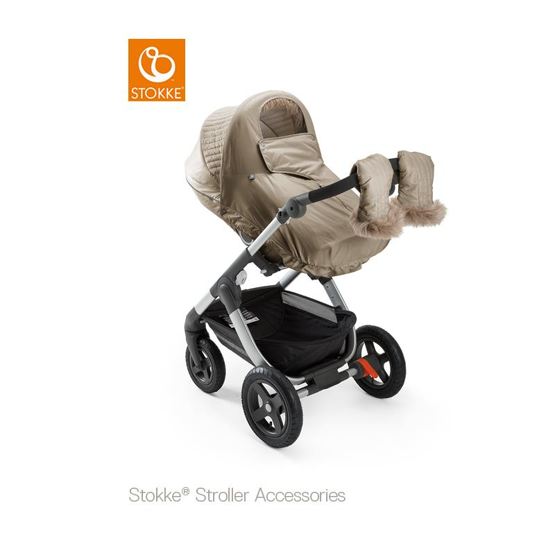 Stokke Xplory Winter Kit in Khaki