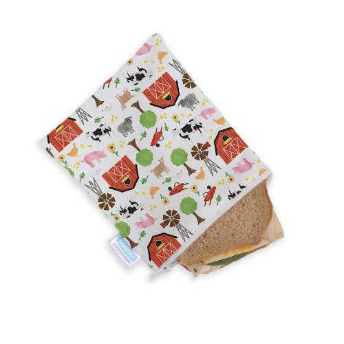 Thirsties Sandwich & Snack Bag