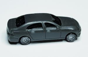 Bil - grå