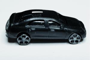 Bil - svart