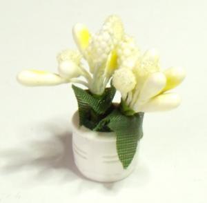 Blomma i kruka - gulvit