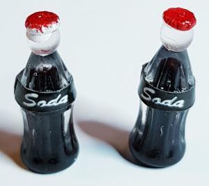 Coca Cola - flaskor