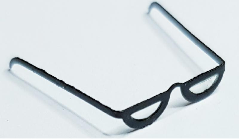 Glasögon - svarta