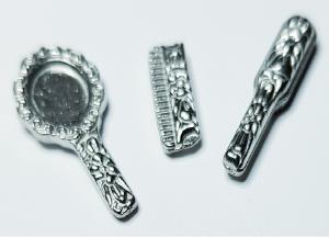 Hårvårdsset - silver