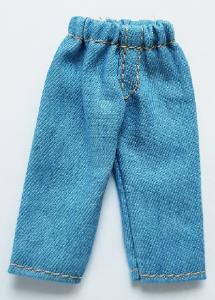 Byxor - barn - ljusblå