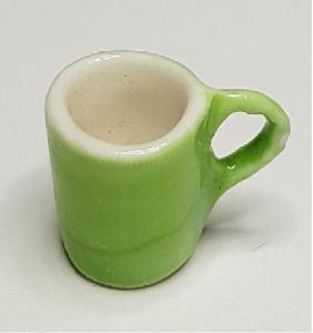 Kaffemugg - grön