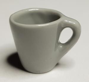 Kaffemugg - grå