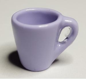 Kaffemugg - lila