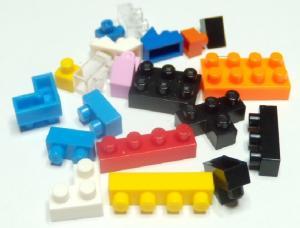 Lego - 20 bitar