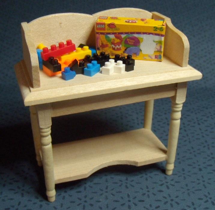 Bord med lego