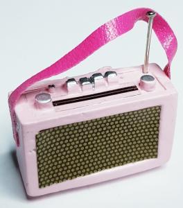 Radio - rosa