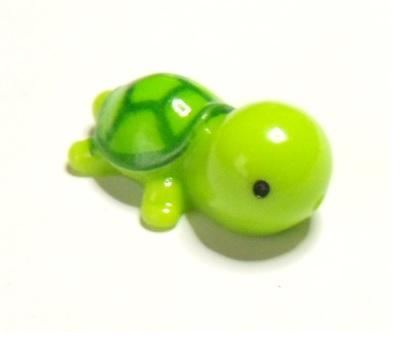 Badleksak - sköldpadda - grön