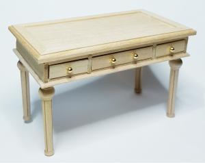 Skrivbord - Ludvig XVI - obehandlad