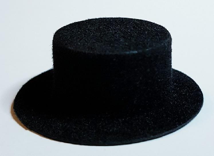 Hatt - svart