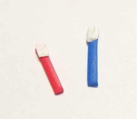 Tandborstar 1 12 - Lilla Magasinet Miniatyrer e9592b782146a