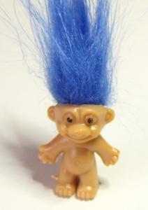 Troll - blå