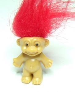 Troll - röd