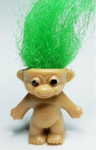 Troll - grön