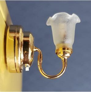 Vägglampa - batteri (LED)