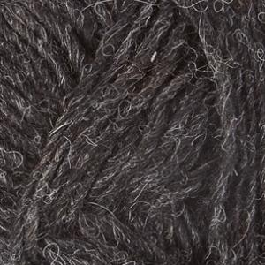 Black heather 0005 - Lettlopi 50g