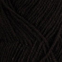 Fårsvart 110 - 3-tr Strikkegarn 50g