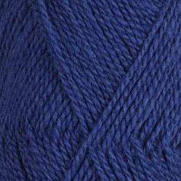 Blå 443 - finull 50g