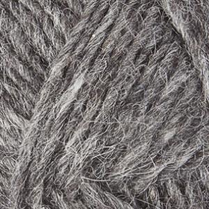 Dark grey heather 0058 - Lettlopi 50g