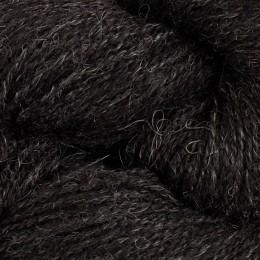 Koksgrå melerad 616 - 2-tr prydvevgarn 100g